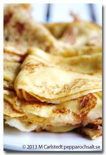nyttiga pannkakor utan vetemjöl